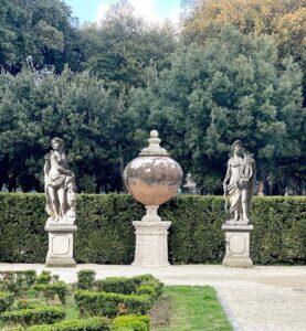 Unknown Italian Stone Garden Sculpture of Roman Mythological subject Apollo 1960