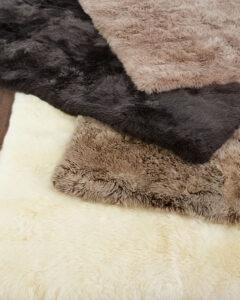 "Effie Sheepskin Rug, 11'6"" x 14'6"" for sale"