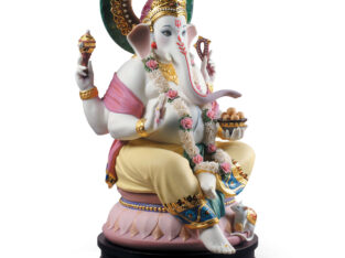 Lord Ganesha Figurine by Lladro