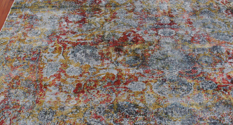 Hand-Knotted Area Rug, 12′ x 15′ for sale
