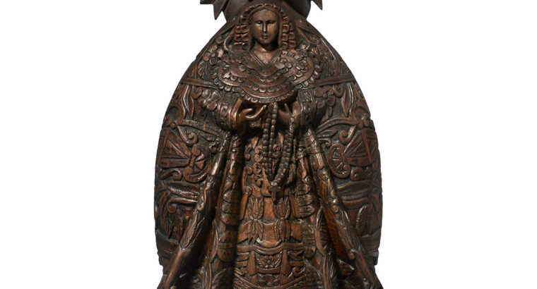 La Macarena Virgen Statue by Jan Barboglio Limited edition of 35