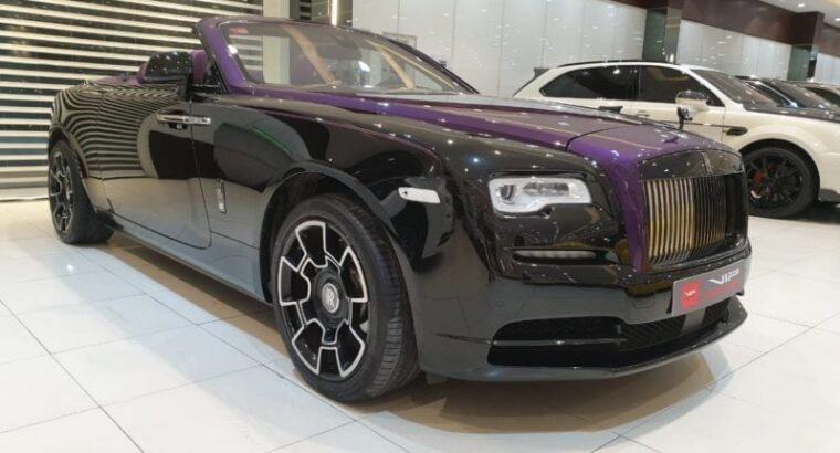 ROLLS ROYCE DAWN BLACK BADGE 2019