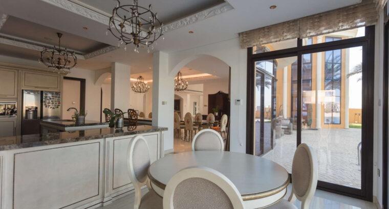 Marvelous Custom Mansion On The Palm Dubai