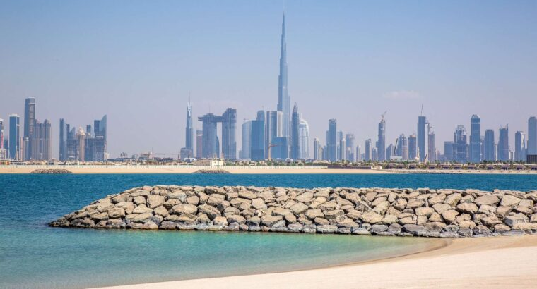 Incredible Land Plot On Pearl Jumeirah