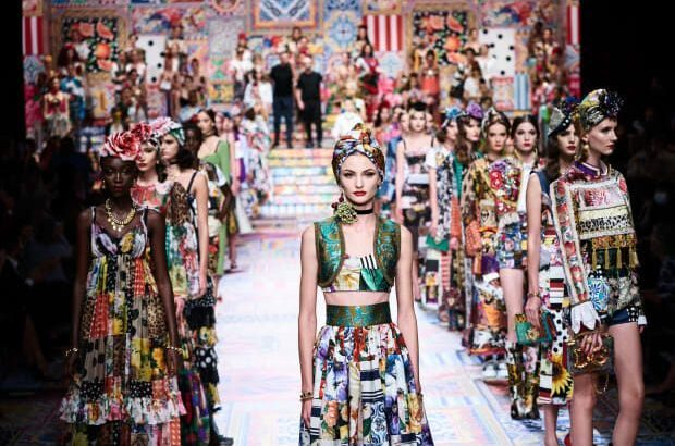 Dolce & Gabbana's Spring 2021 Collection.. The Inspiration revealed