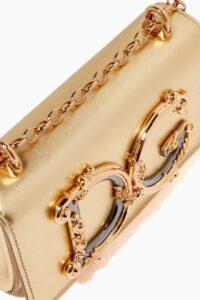 Dolce & Gabbana Small DG Girl Crossbody Bag in Nappa