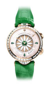 LAYLA .. A 20-piece limited series from Christophe Claret