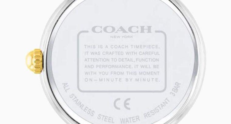 Coach Park Watch For Sale