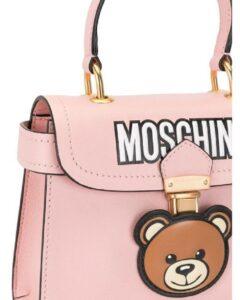 Moschino Teddy motif crossbody bag