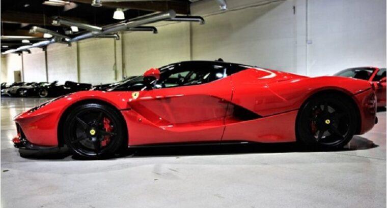 For sale .. 2014 Ferrari LaFerrari 2dr Cpe