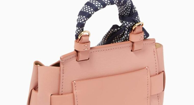 Brigette Mini Crossbody Bag in Leather