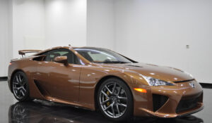 Lexus LFA #095 of 500 For Sale
