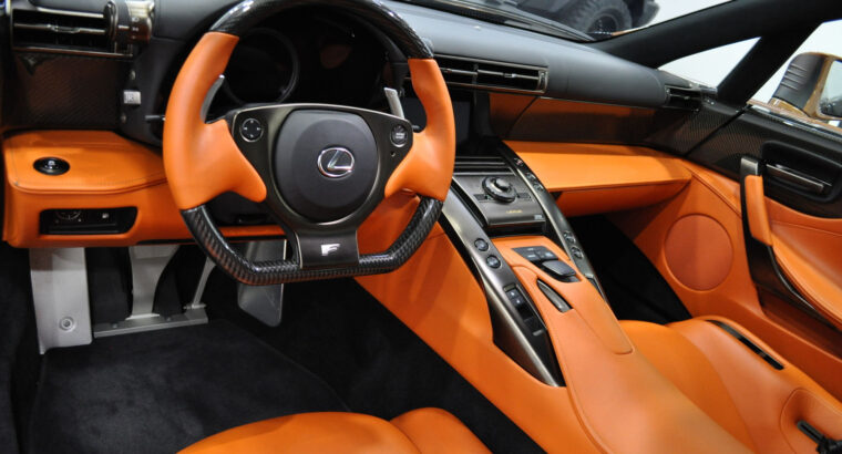 Lexus LFA #095 of 500