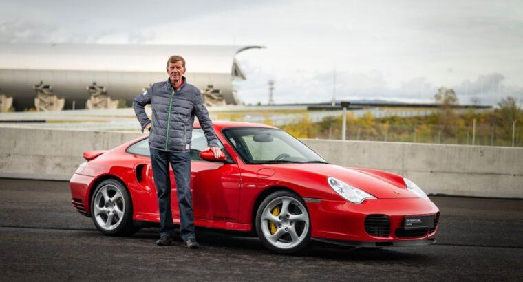 The Porsche 911 Turbo: a history lesson