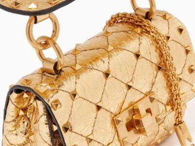 Valentino Garavani Micro Rockstud Spike Bag