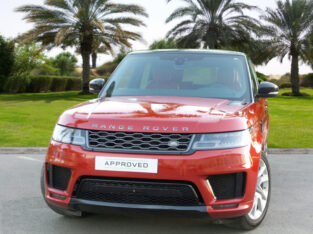 2019 RANGE ROVER SPORT 3.0 V6 SUPERCHARGED HSE DYNAMIC