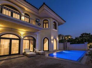 villa for rent in Dubai
