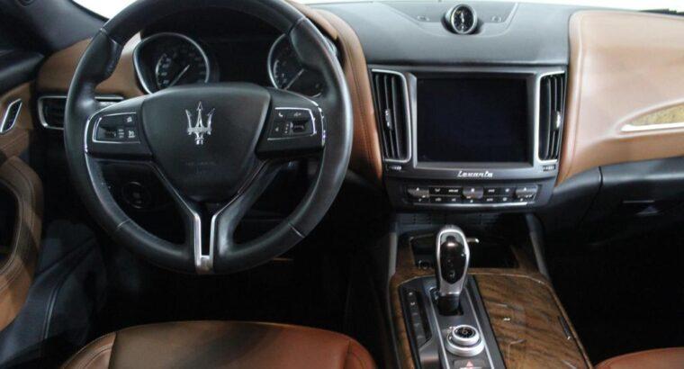 2017 Maserati Levante for sale