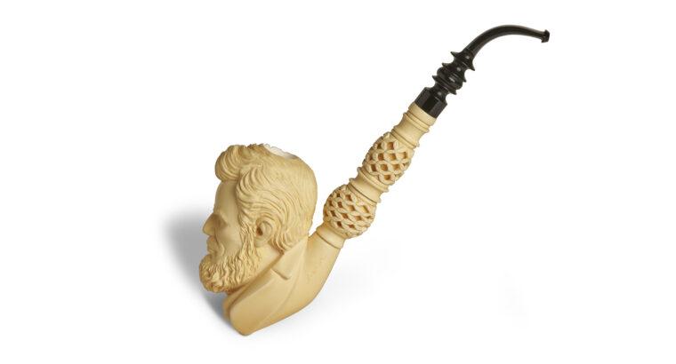 Abraham Lincoln- Meerschaum