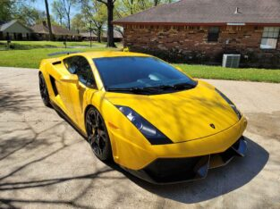 Marvelous 2004 TT Gallardo For Sale