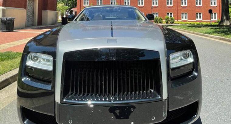 Superb 2011 Rolls-Royce Ghost