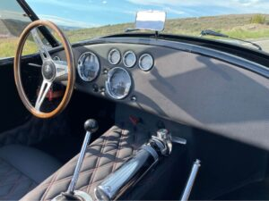 Outstanding 1965 Shelby cobra