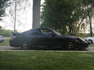 Excellent 2004 Porsche 911 · Coupe · Driven 90,050 miles