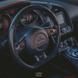2011 Audi R8 V10 · Coupe · Driven 49,000 miles