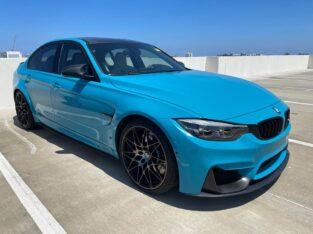 Brilliant 2018 BMW M3
