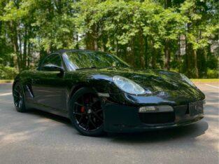 lordly 2006 Porsche Boxster