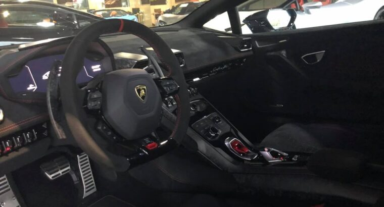 Magnificent 2018 Lamborghini Huracan
