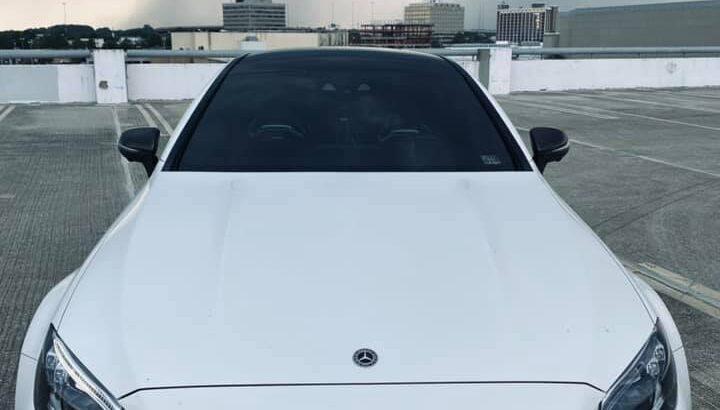 Majestic 2019 Mercedes-Benz AMG C-Class