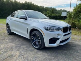 Lordly 2017 BMW X6M