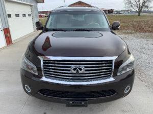 2012 INFINITI QX56 4WDfor sale