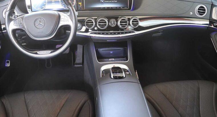 luxurious 2016 Mercedes-Benz S-Class Maybach S 600