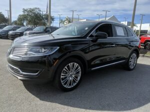 Superb 2017 Lincoln MKX Reserve FWD