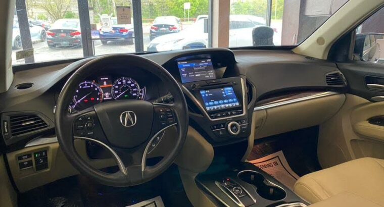 2017 Acura MDX SH-AWD for sale