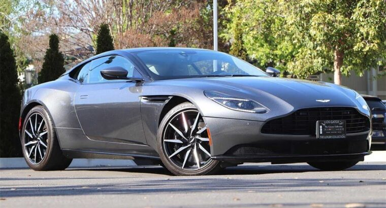 Lordly 2018 Aston Martin DB11 V8 Coupe RWD