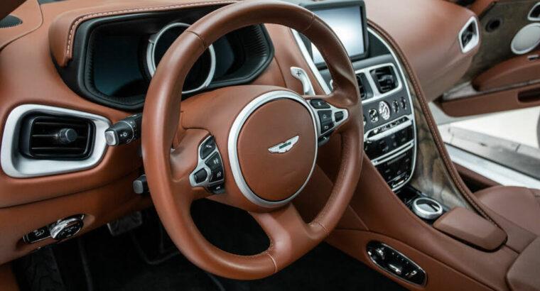 Royal 2018 Aston Martin DB11 V8 Coupe RWD