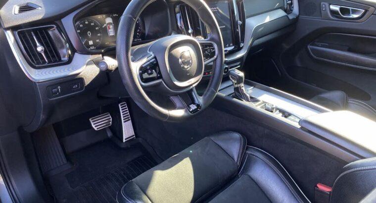 Brilliant 2018 Volvo XC60 T5 R-Design AWD