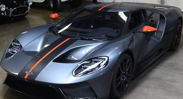 Magnificent 2019 Ford GT RWD