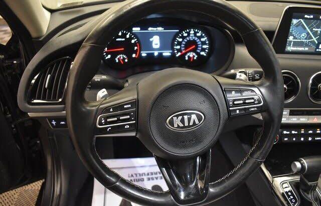 2019 superb Kia Stinger Premium AWD