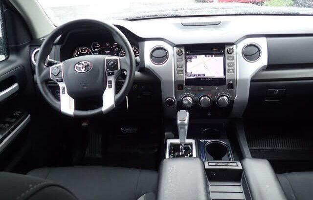 Outstanding 2019 Toyota Tundra SR5 Crew Max 5.7L 4WD