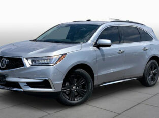 2020 Acura MDX FWD for sale – $39,400