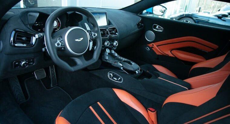 Magnificent 2020 Aston Martin Vantage RWD
