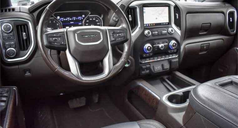 Gorgeous 2020 GMC Sierra 1500 Denali Crew Cab 4WD