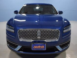 Great 2020 Lincoln Nautilus