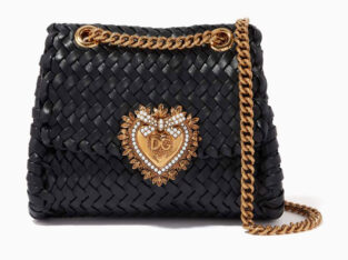 Elegant Dolce & Gabbana Small Devotion Bag