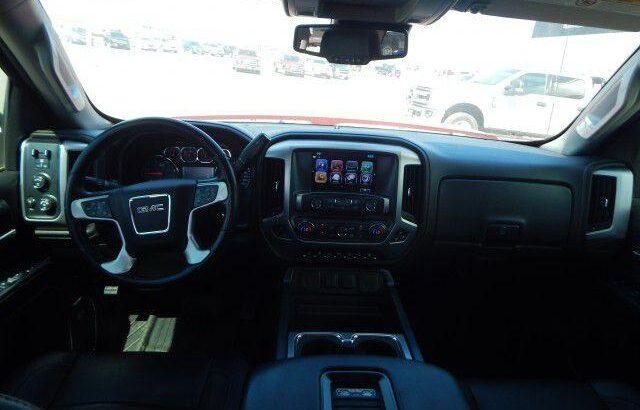 Wonderful 2017 GMC Sierra 2500HD SLT Crew Cab SB 4WD