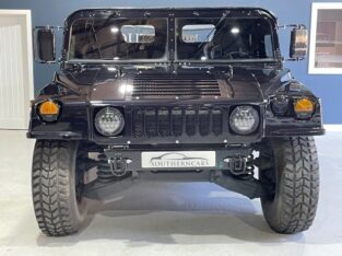 Outstanding Hummer H1 6.2 4dr